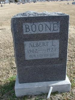 Albert L. Boone