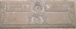 Edna Velma Dena <i>Thompson</i> Fox