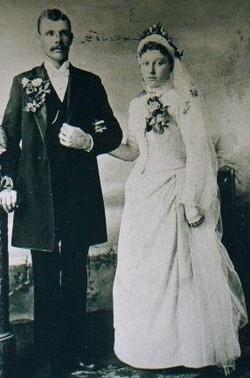 Christine (Margaret) <i>Jensen</i> Christensen