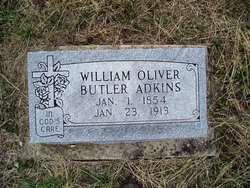 William Oliver Butler Adkins
