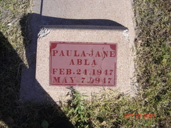 Paula Jane Abla
