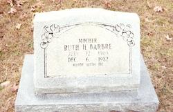 Ruth <i>Hamilton</i> Barbre Lipton