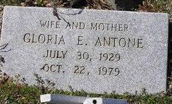 Gloria Elizabeth Antone