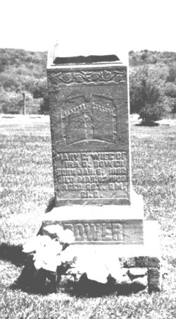 Mary Edith <i>Graves</i> Bower