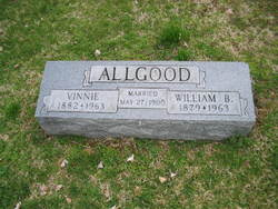 Vinnie <i>Royster</i> Allgood