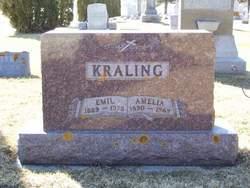 Amelia L <i>Trende</i> Kraling