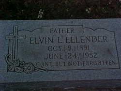Elvin Levi Ellender