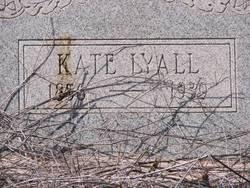 Kate Lyall