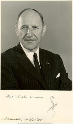 Dr Joseph Marie Antoine Hubert Luns