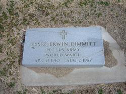 Elmo Edwin Dimmitt