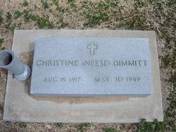Christine Neese Dimmitt