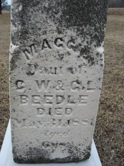 Maggie M Beedle