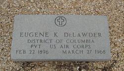Eugene K. DeLawder