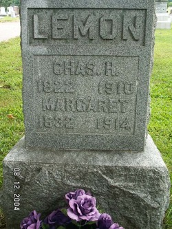 Margaret <i>Wright</i> Lemon