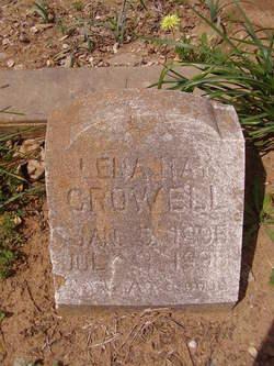 Lena Mae Crowell