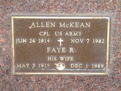 Allen McKean