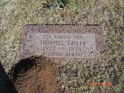 Thorvell Callen