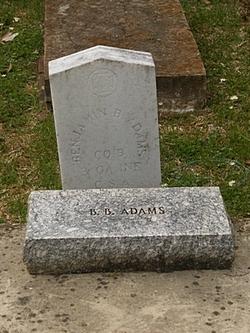 Benjamin Blake Adams