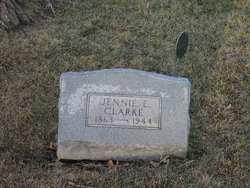 Jennie E Clarke