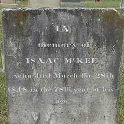 Isaac McKee