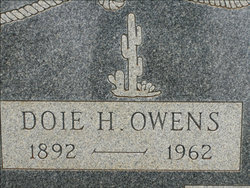 Doie Hensley Tex Owens