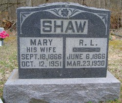 Robert Lee Shaw