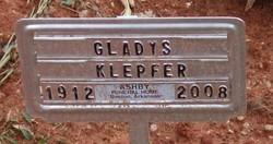 Gladys <i>Vaughan</i> Klepfer