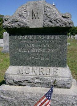 Ella <i>Mitchelson</i> Monroe