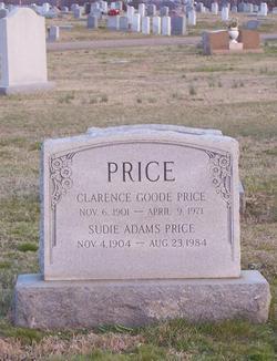 Clarence Goode Price