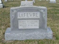 Harry Douglas LeFevre