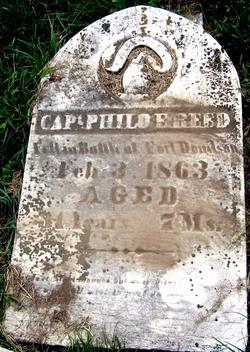 Capt Philo Ellworth Reed
