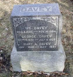 Mary Ann <i>Dodge</i> Davey