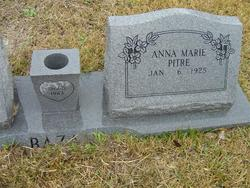 Anna Marie <i>Pitre</i> Bazan