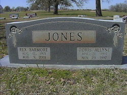 Rex Barmore Jones