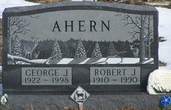 Robert J Ahern