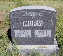 Rosie Wurm
