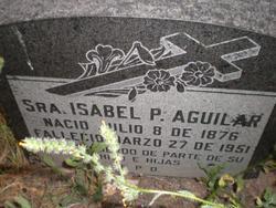 Isabel Perez Aguilar