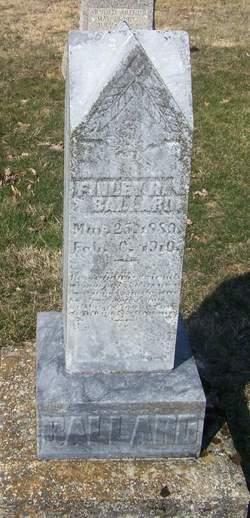 Finley H. Ballard