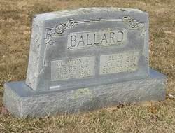 Ellen Lucy <i>Spangler</i> Ballard