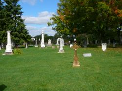 Saint Anthony Catholic Church Cemetery