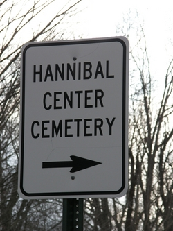 Hannibal Center Cemetery