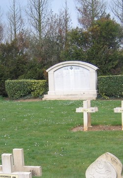 Catenoy French Military Cemetery