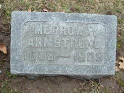 Morrow Pogue Armstrong