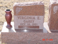 Virginia Elizabeth <i>Julian</i> Garey