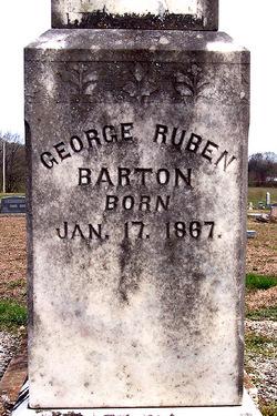 George Ruben Barton