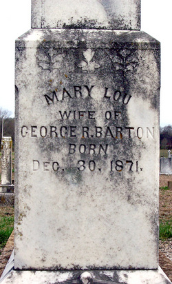 Mary Lou <i>Baldwin</i> Barton