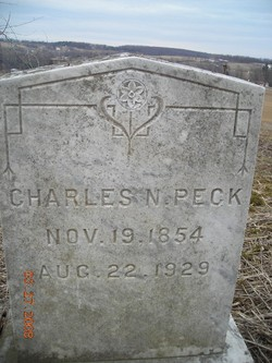 Charles Nelson Peck