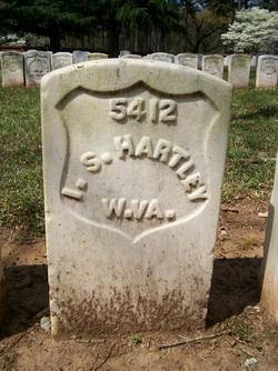 Pvt Isaac S. Hartley