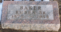 Ruben Baker, Sr
