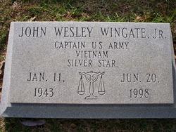 John Wesley Wingate, Jr
